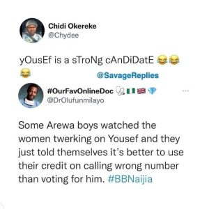 BBNaija Eviction: See twitter reactions as Yousef got evicted from the Bbnaija house.